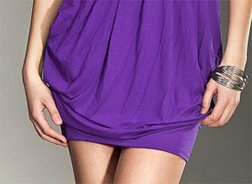 Odvážné letní šaty Nife S12