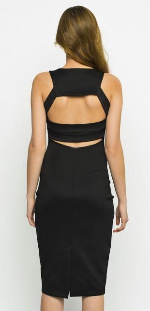Černé společenské šaty Evening Touch