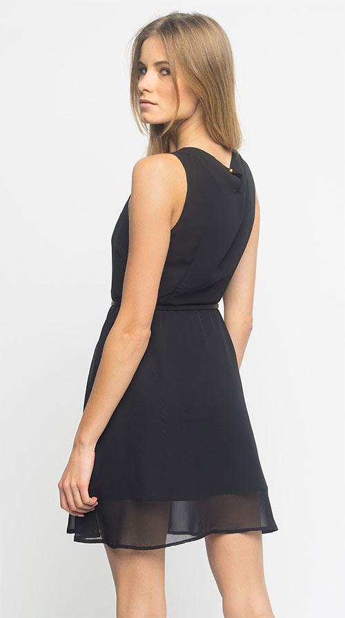 Elegantní šaty Pinta z éterické jemné látky