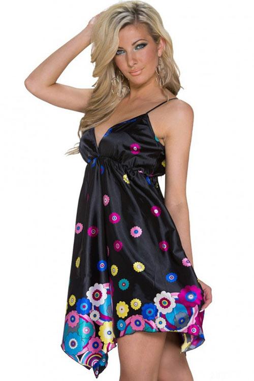 Letní šaty za nízké ceny