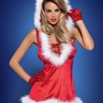 Vánoční kostým Santa´s Lady dress