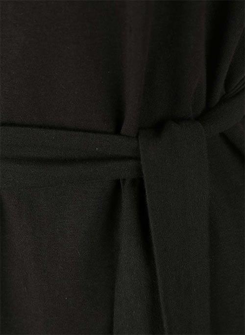 Dásmké šaty s mašlí v pase