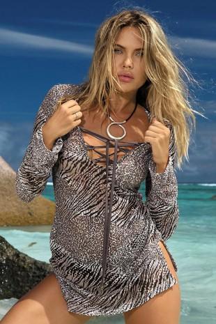 Vzdušné a lehké letní plážové šaty Astratex Beyoncé