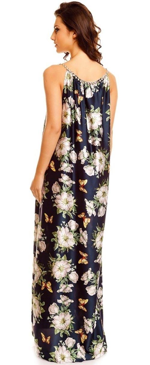 Tredy dlouhé letní šaty