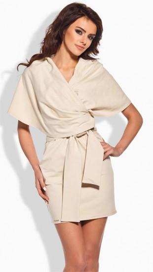 25aab792754 Dámské šaty originálního střihu připomínají kimono Lemoniade L138