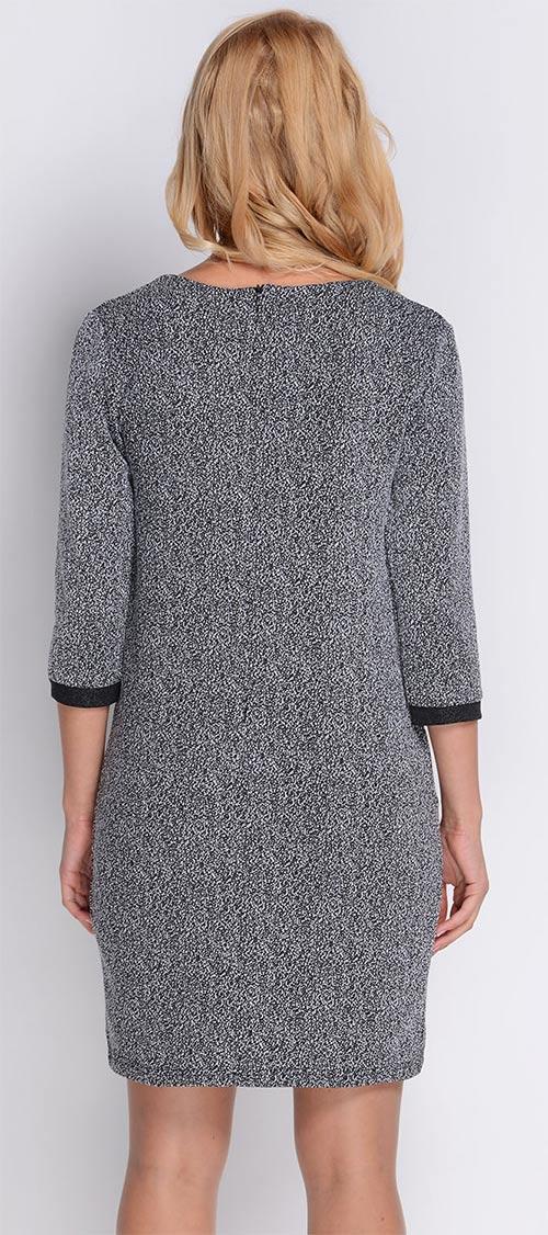 79239cd3074 Hřejivé dámské zimní šaty
