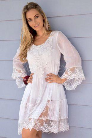Luxusní letní šaty z italské kolekce Iconique