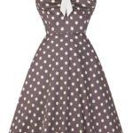 Puntíkované retro šaty Isabella