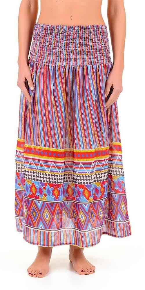 Šaty které lze nosit jako sukni