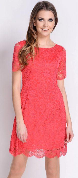 Krajkové dámské šaty Avaro