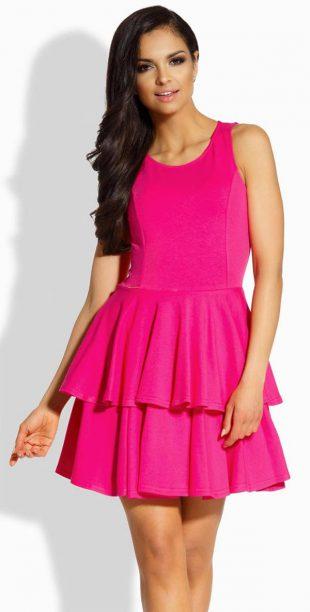 Šaty Lemoniade s volánkovou rozšířenou sukní