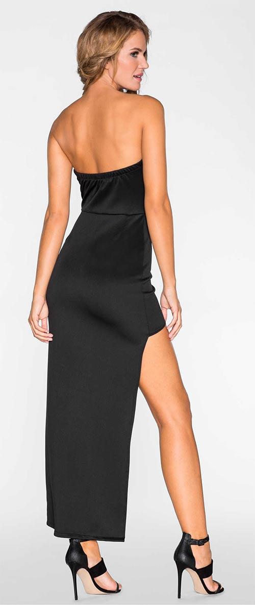Sexy večerní šaty