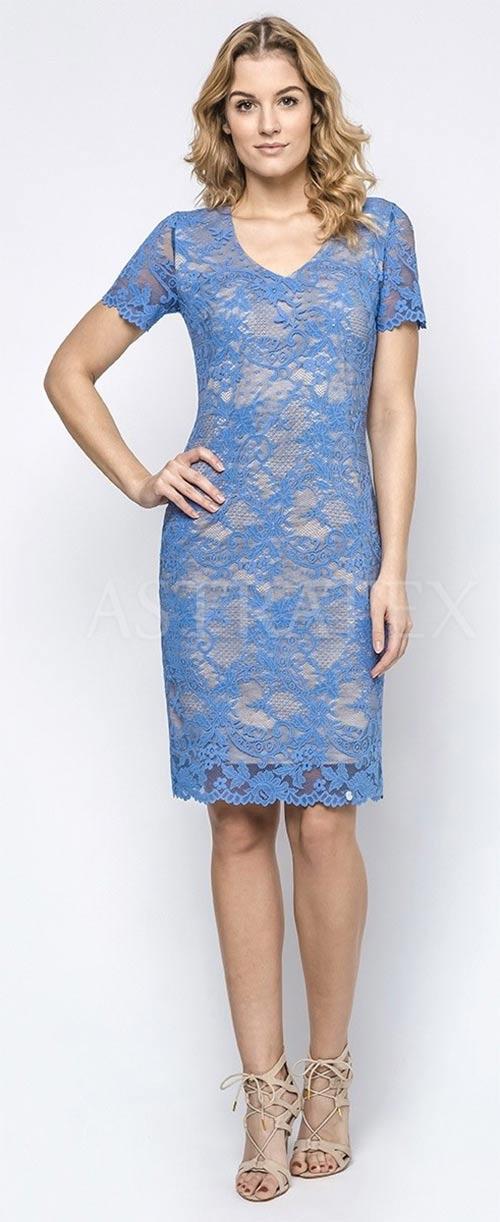 Dámské luxusní krajkové šaty Susanne 7b9bc76256