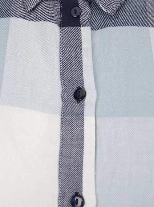Košilové šaty s knoflíky