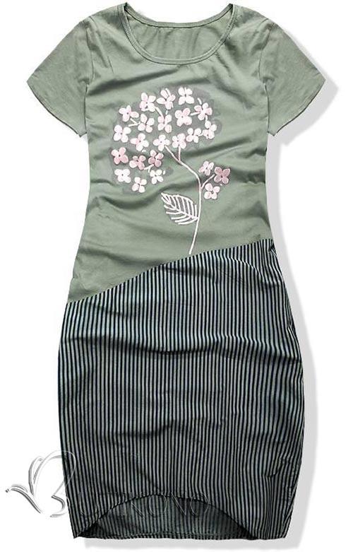 Levné letní šaty