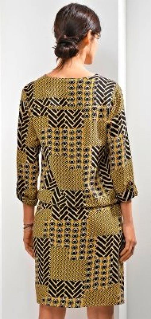 XXL šaty blancheporte