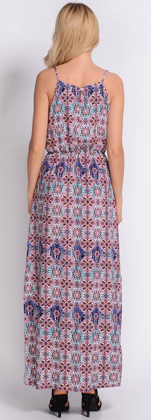 1c0d6139a41 Dlouhé letní etno šaty