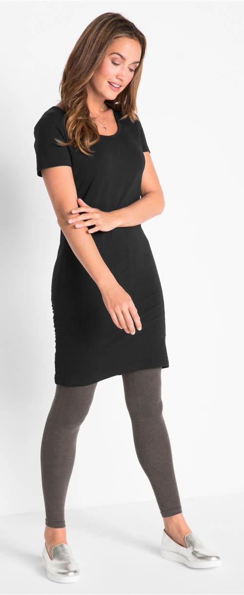 Levné černé šaty