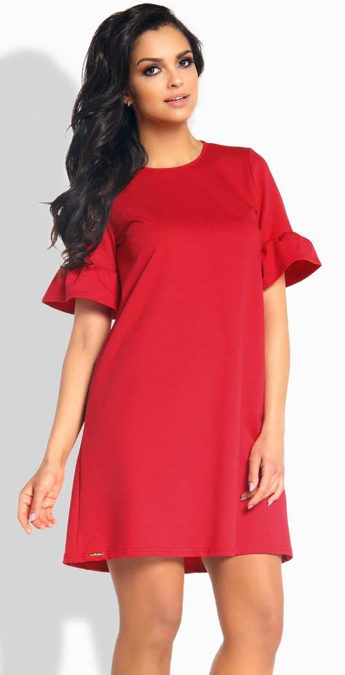 Volné bavlněné šaty vhodné i pro těhotné
