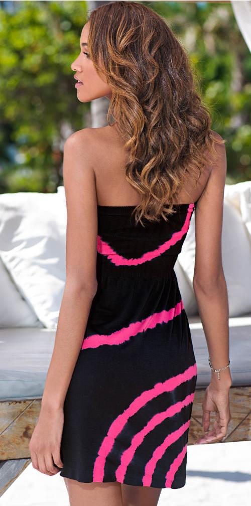 Letní šaty na dovolenou