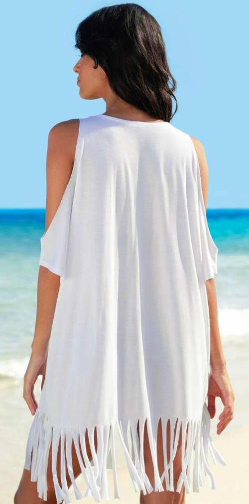 Vzdušné šaty k moři