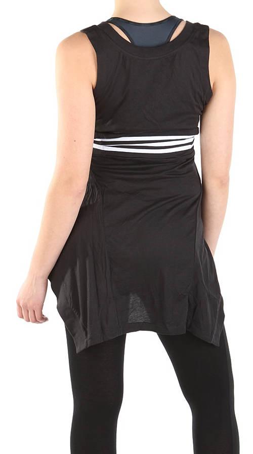 Černé dámské šaty Adidas