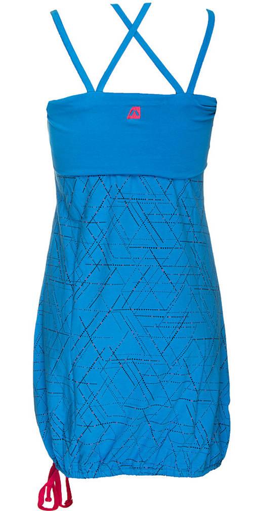 Sportovní šaty se stahovací balónovou sukní