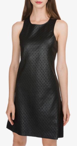 Černé dámské šaty Guess