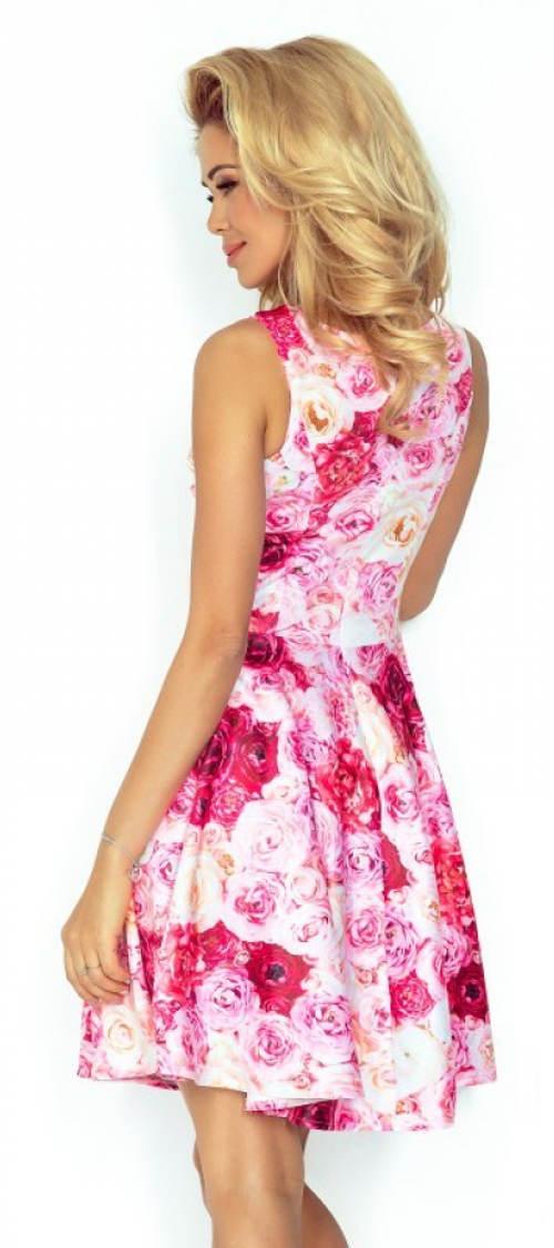 Romantické letní šaty