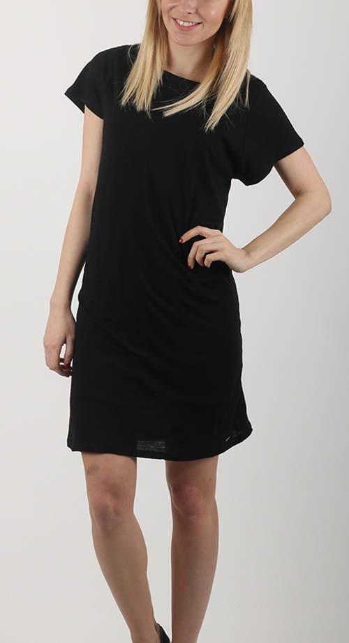 Černé dámské šaty Diesel výprodej