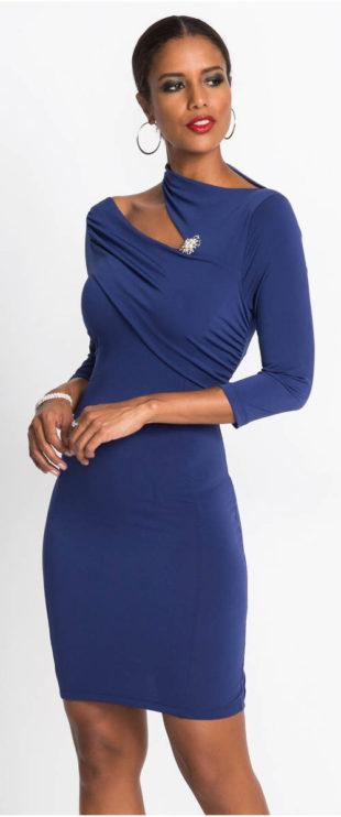 Slavnostní dámské šaty na společenské události
