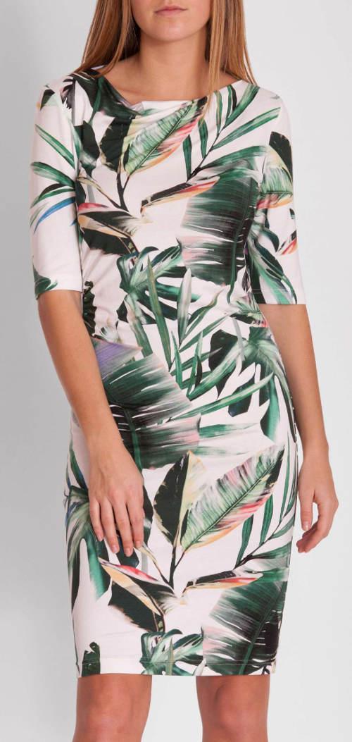 2ecb7f097b98 Květinové dámské šaty Pietro Filipi výprodej