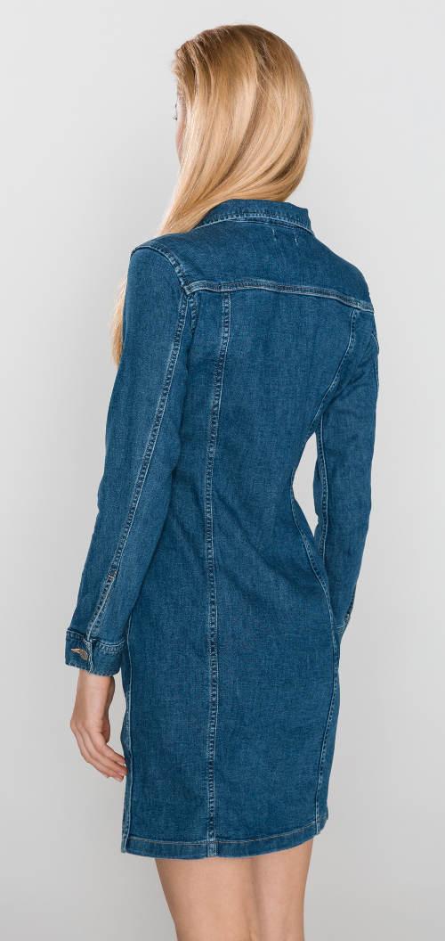 Značkové džínové šaty Levi's