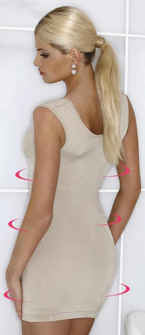 Tělové stahovací šaty