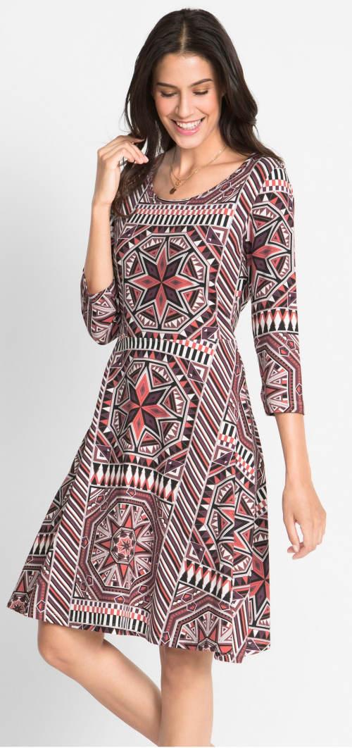 Výprodejové jarní dámské šaty Bonprix