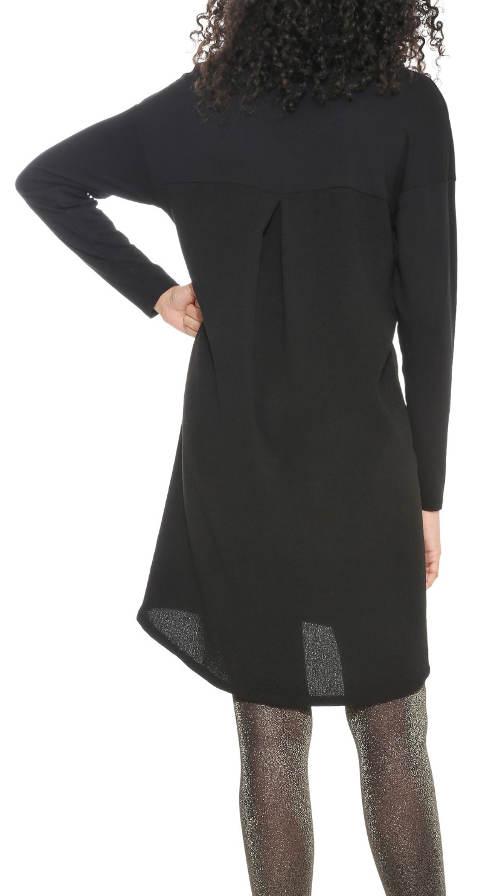 Dámské šaty s dlouhým rukávem Desigual