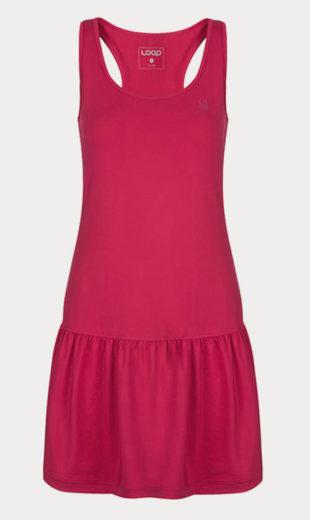 Funkční šaty Loap s délkou nad kolena