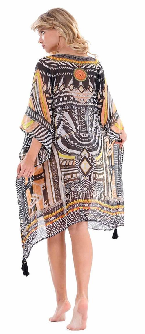 Italské plážové šaty Iconique