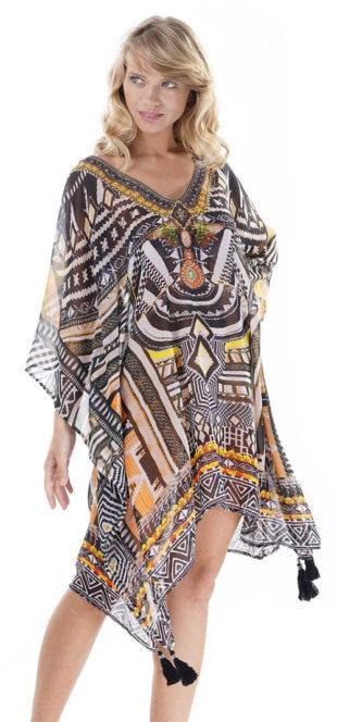 Lehounké rychleschnoucí plážové šaty