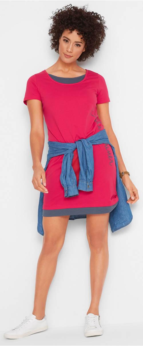 Levné sportovní dámské šaty