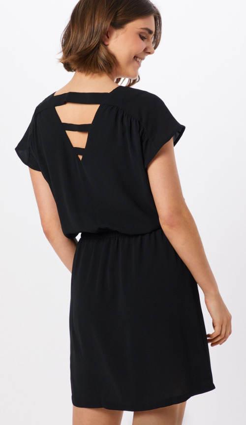 Černé dámské šaty AboutYou