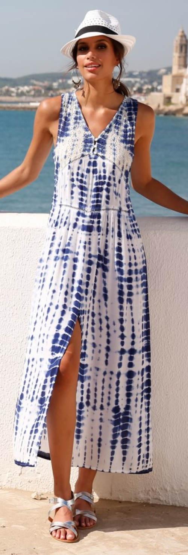 Maxi šaty k moři