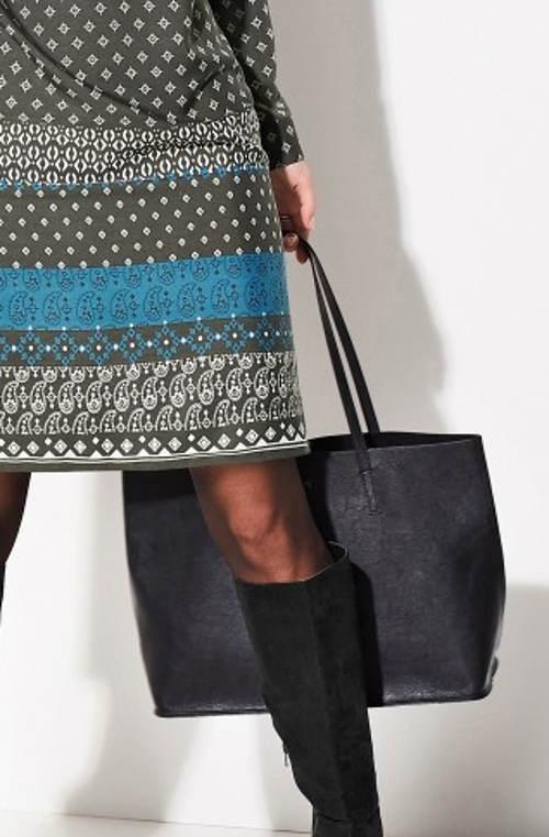 Šaty na podzimní nákupy