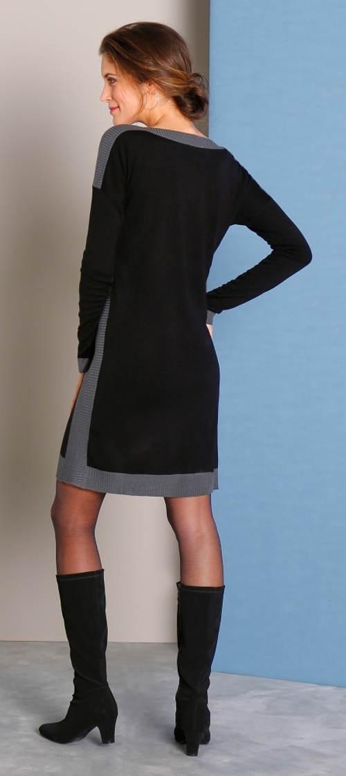 Zimní dámské šaty Blancheporte
