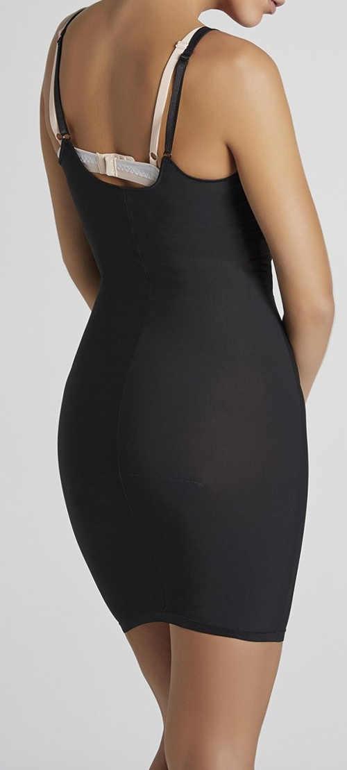 Stahovací šaty pod přiléhavé oblečení