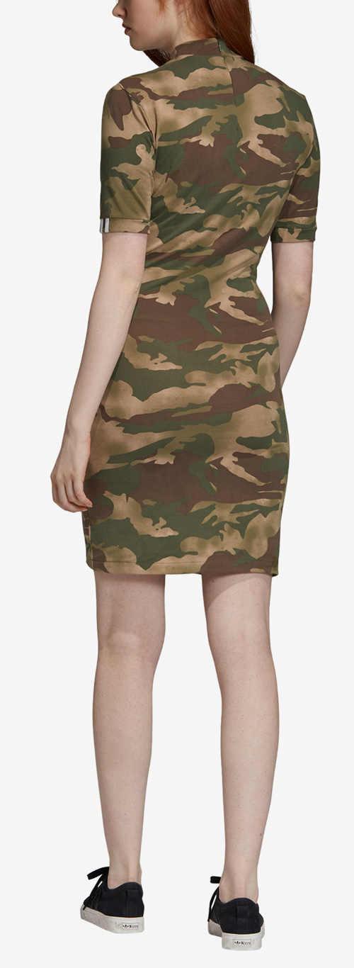 Dámské army šaty Adidas