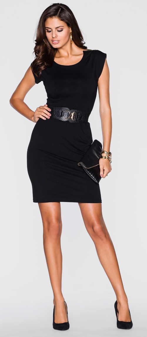 Šaty malé černé