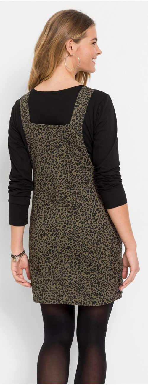Dámské lacláče leopard