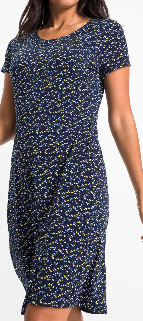 Pohodlné dámské letní šaty