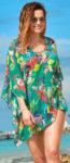 Květinové Pareo přes plavky Dorina Merida